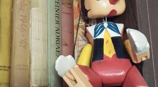 Over Leven: Pinokkio aan een touwtje