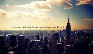 dreams-speaks-louder New York