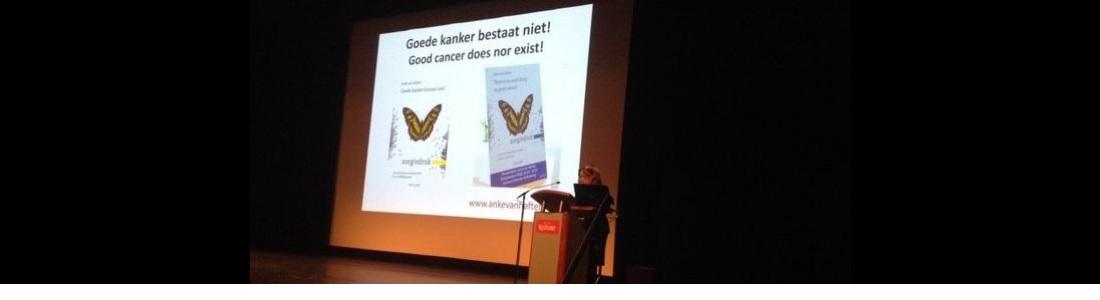 """""""Goede""""Kanker bestaat niet!  / De kanker voorbij """"over"""" leven na kanker"""