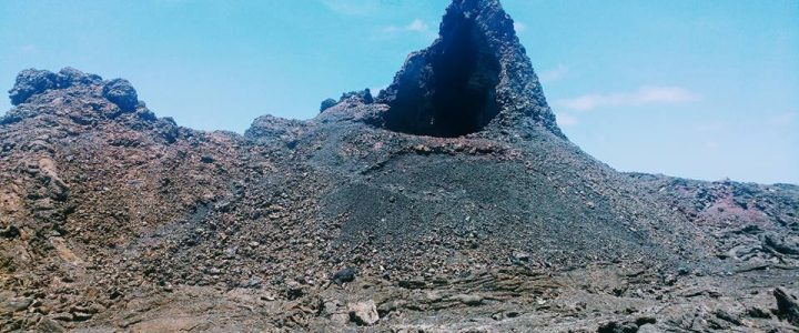 De vulkaan in mij (Fuerteventura 4)