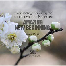 Ieder einde heeft een nieuw begin