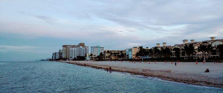 Fort Lauderdale, Hugh Taylor Birch Parc, Reisblog Florida 05 (29 en 30 juni 2018)