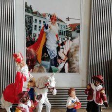 Welkom Sinterklaas en gouden Piet!