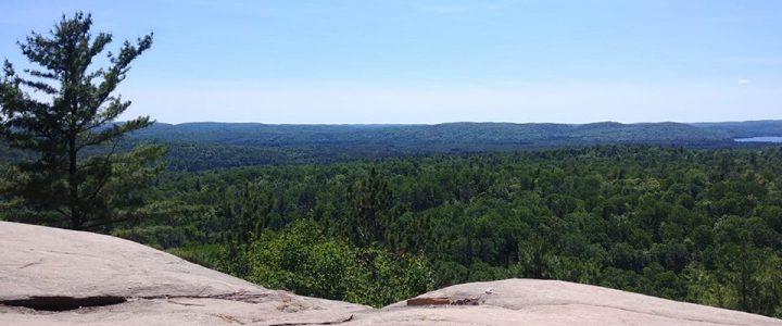 Vervolg reisblog Canada / Michigan-(06)Op het topje van de wereld