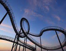 Een 'Roller Coaster' jaar