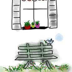 Schrijven is mijn venster naar buiten (3)